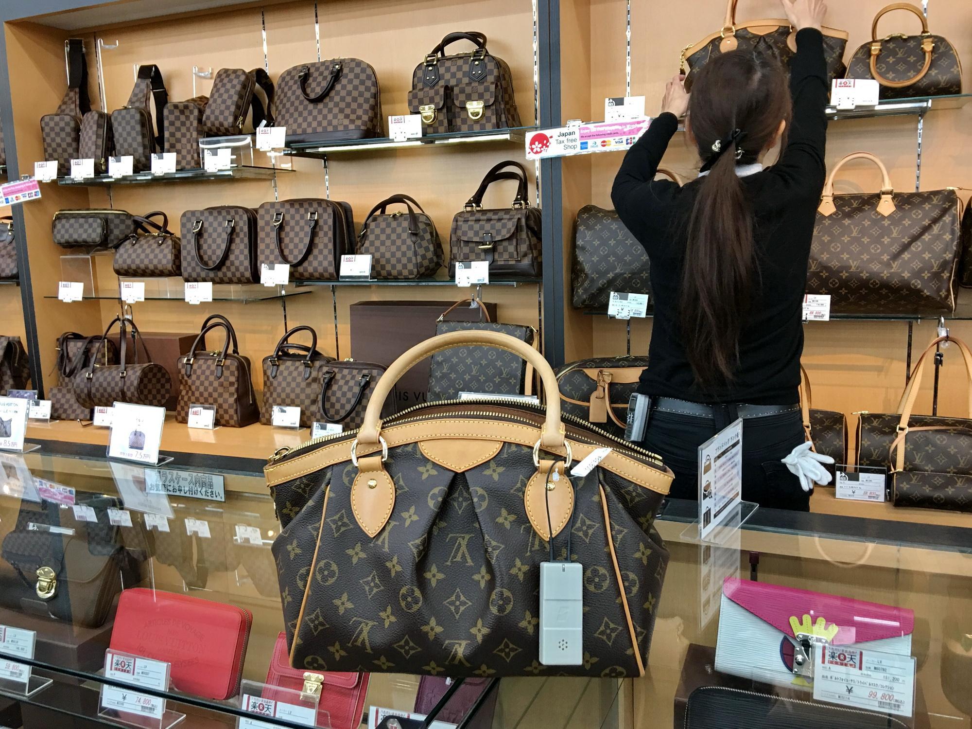 深圳奢侈品回收哪里比较靠谱?